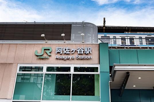 福気塘(HOKI TEA)阿佐ヶ谷店(タピオカ屋)は阿佐ヶ谷駅に第1号店