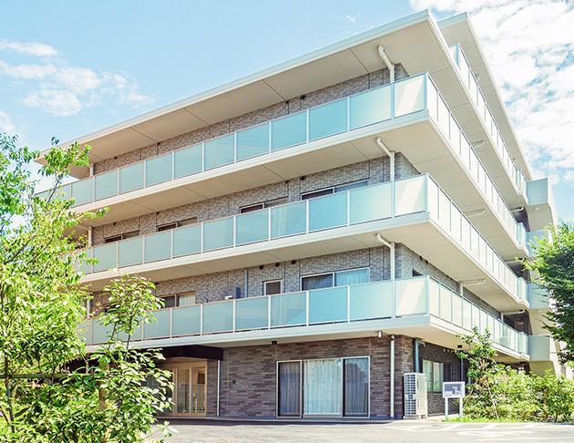 リアンレーヴ二子玉川 木下の介護 住宅型有料老人ホーム 外観