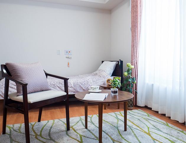 リアンレーヴ二子玉 住宅型有料老人ホーム 居室イメージ