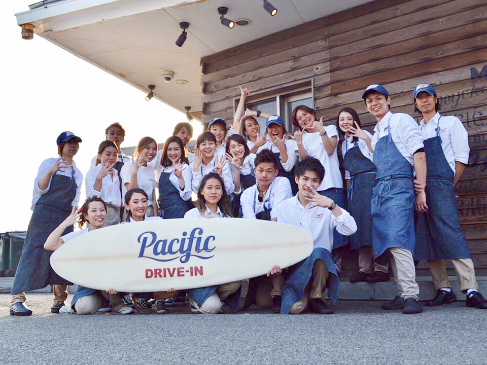 Pacific DRIVE-IN(パシフィックドライブイン)新宿のバイト・求人情報