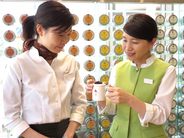 ルピシア 東急プラザ渋谷店のバイト・求人情報