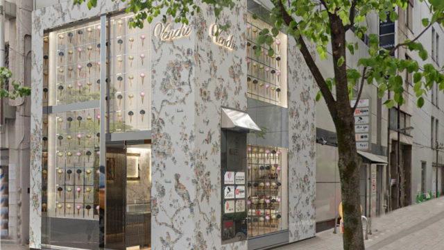 Venchi(ヴェンキ)銀座店が12月12日銀座にオープン