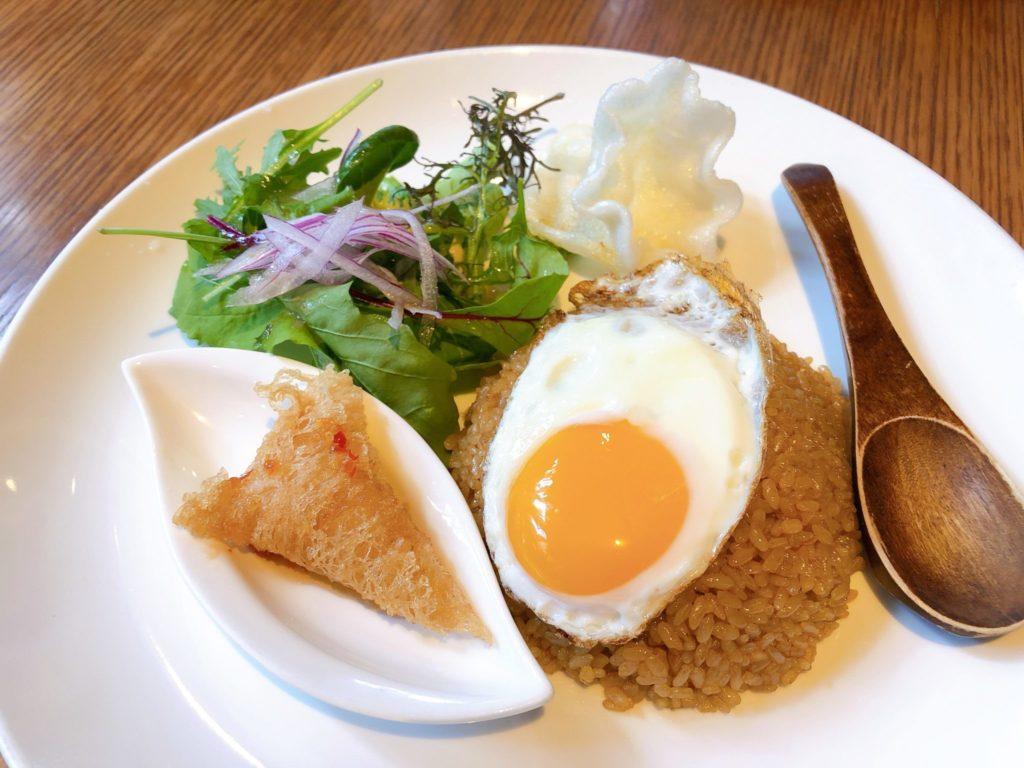 JATI Seijyo(ジャティ成城)のナシゴレン