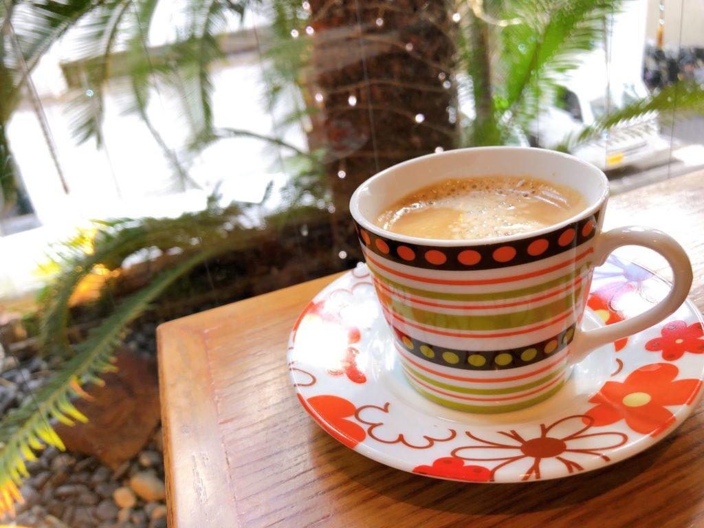 JATI Seijyo(ジャティ成城)のコーヒー