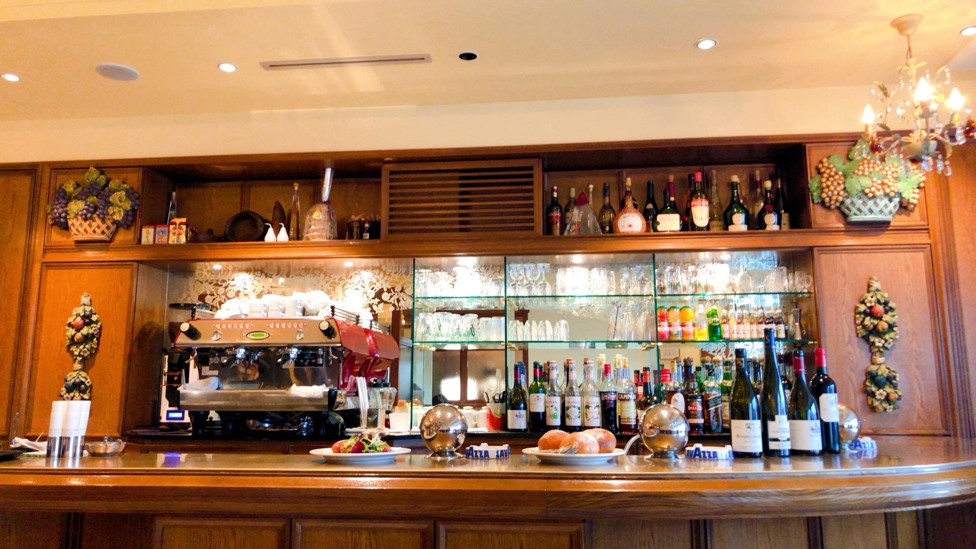 オーボンヴュータン 尾山台のカフェスペース