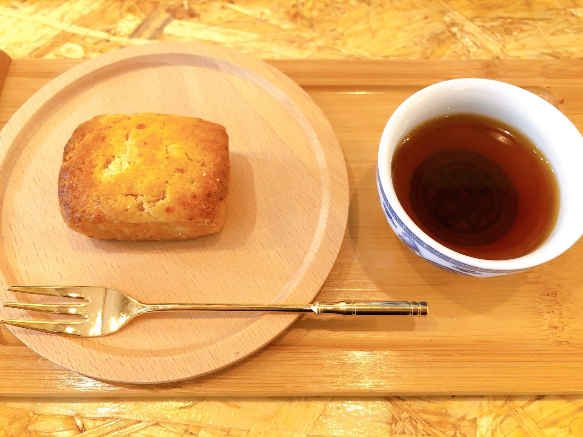 MEILI(メイリー)下高井戸のパイナップルケーキ