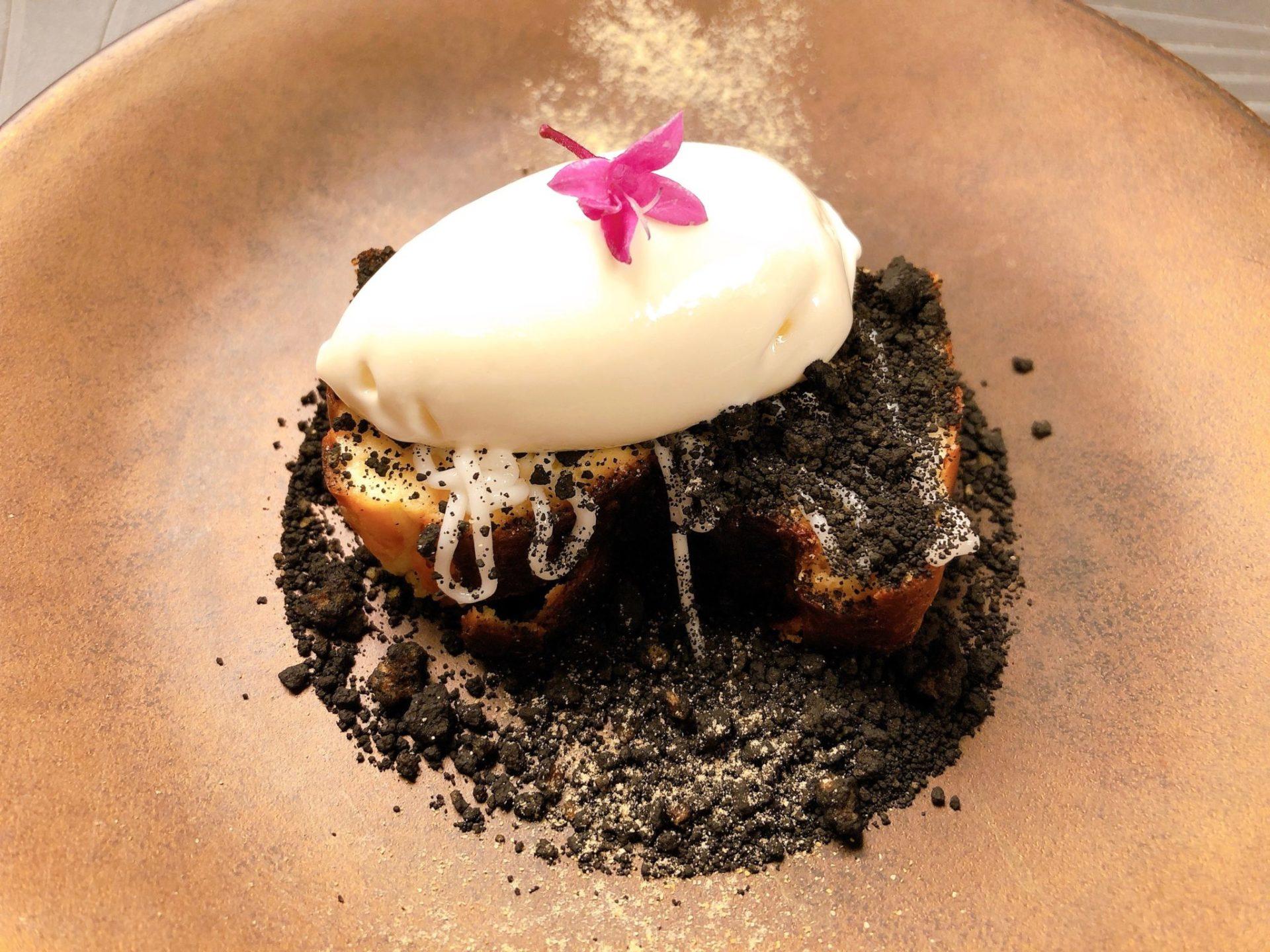 ホセ・ルイスのバスク風チーズケーキ