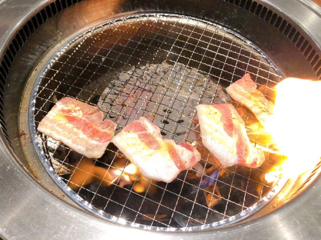 焼肉おはな 成城学園前の焼肉