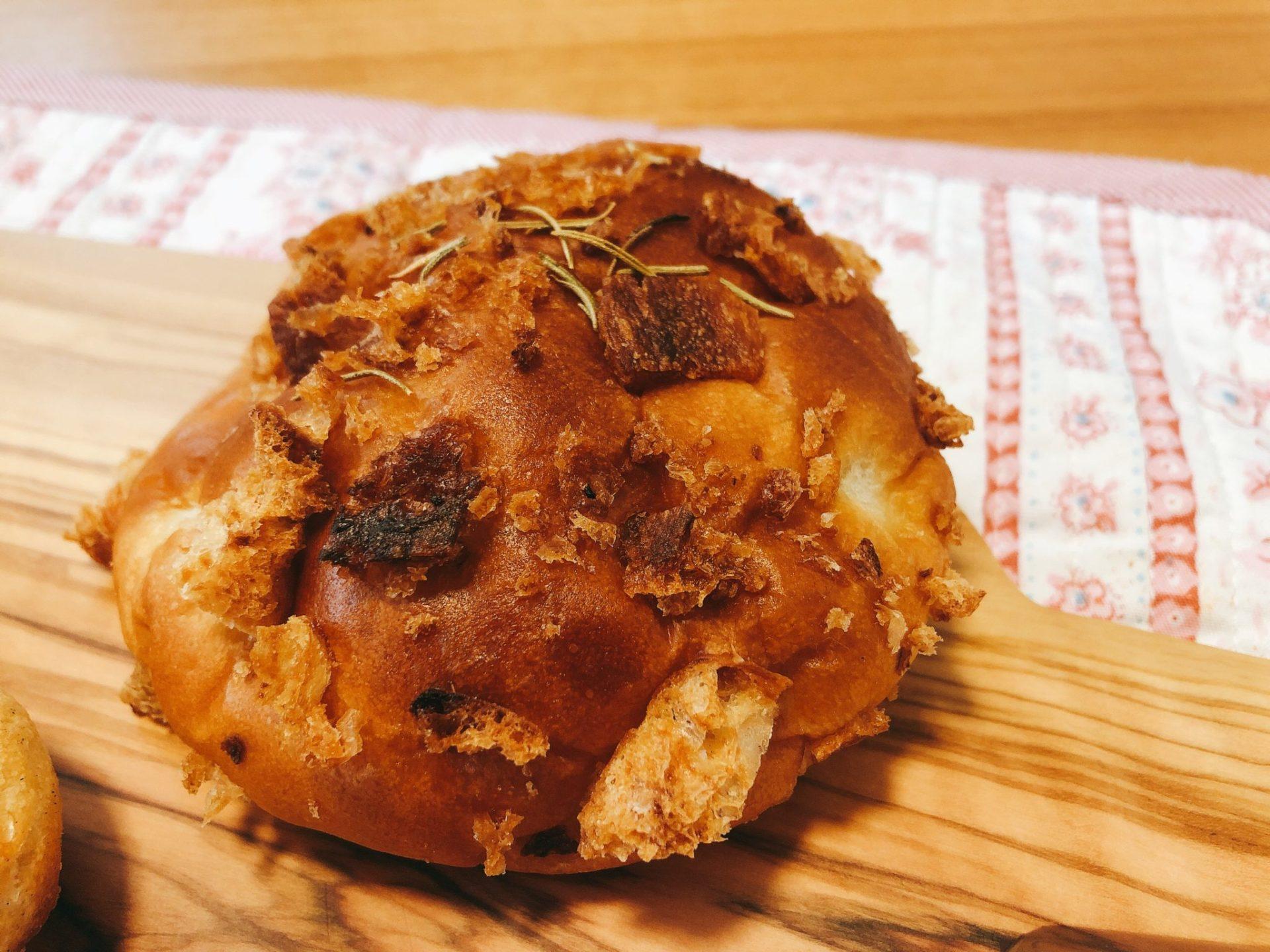 オパンの焼きカレーパン
