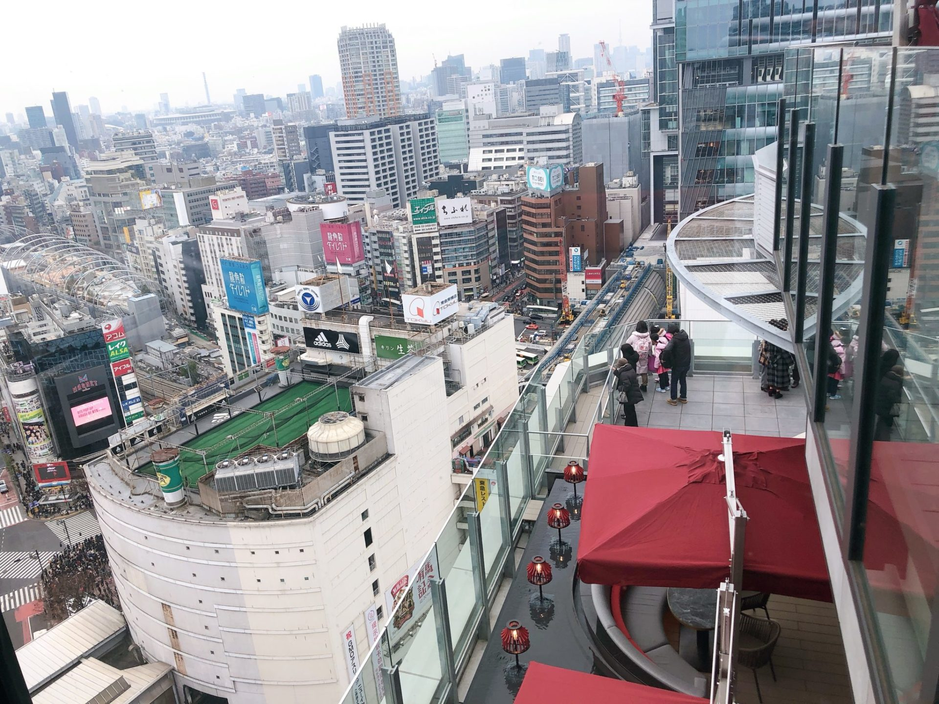 CE LA VI TOKYO(セラヴィ 東京)とシブニワ