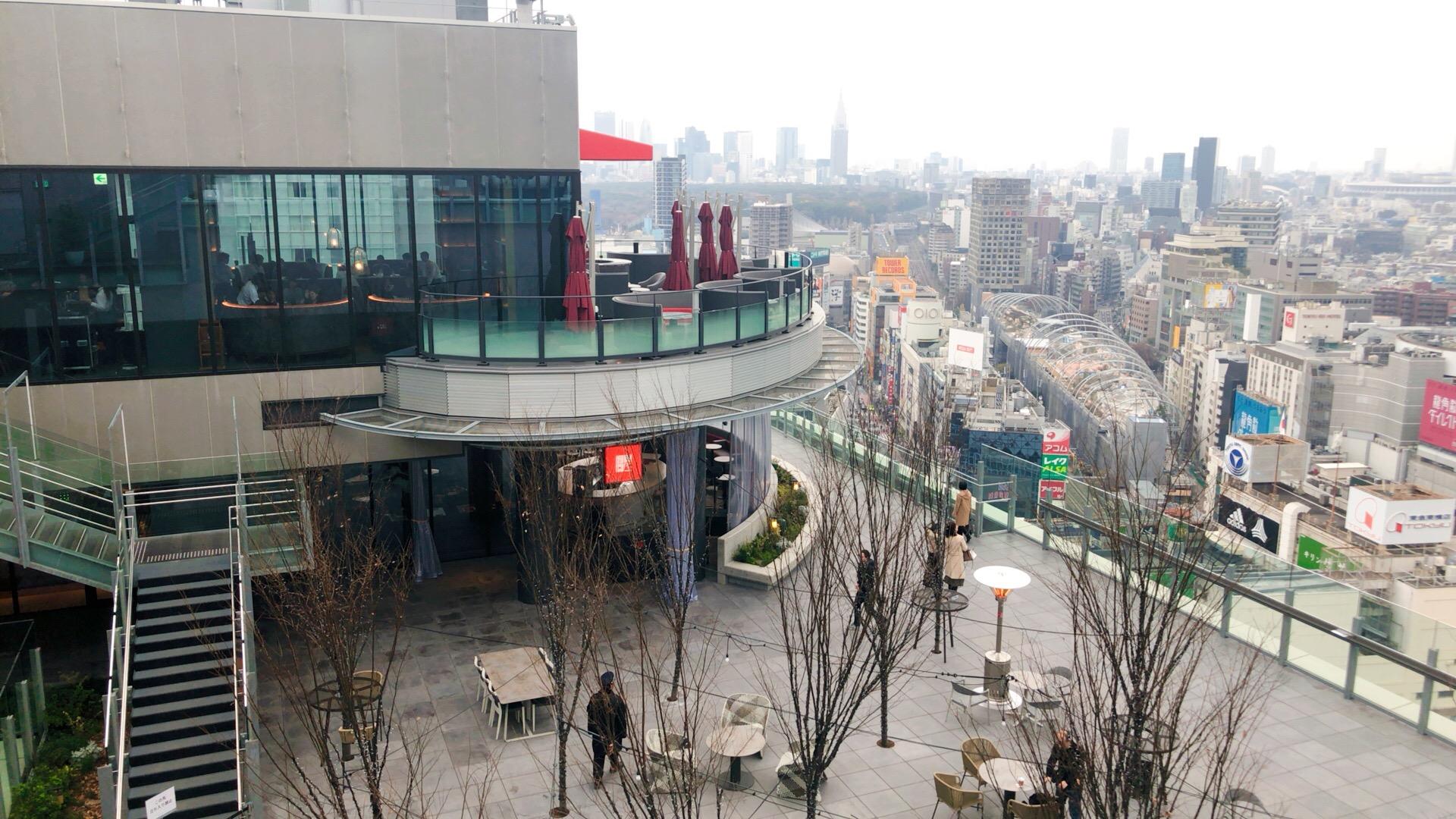セラヴィ東京の外観