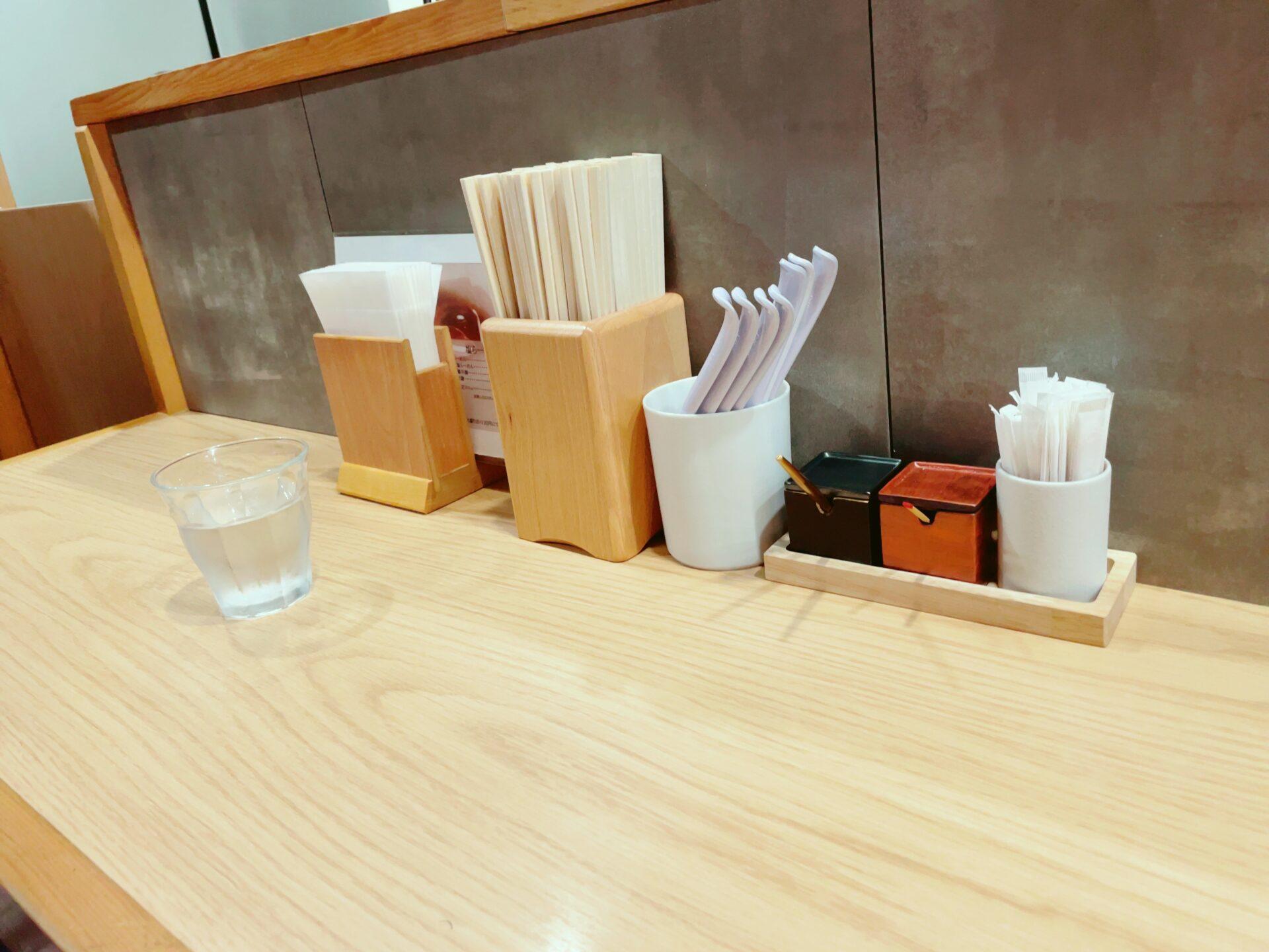 らーめんMAIKAGURA(まいかぐら)の店内の様子