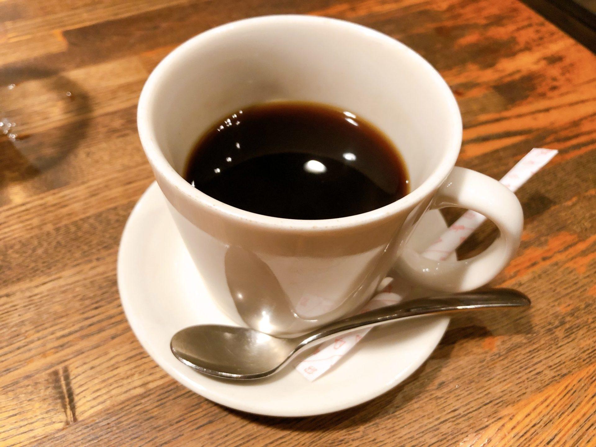 Ksダイニングのコーヒー