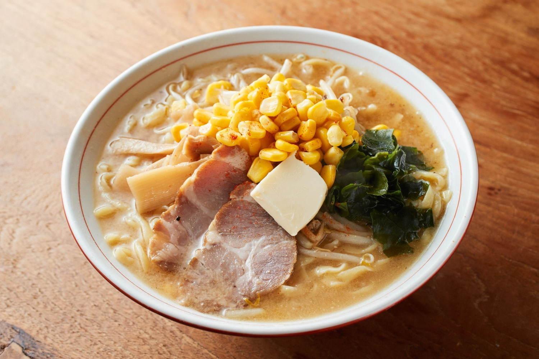 渋谷横丁の北海道味噌ラーメン