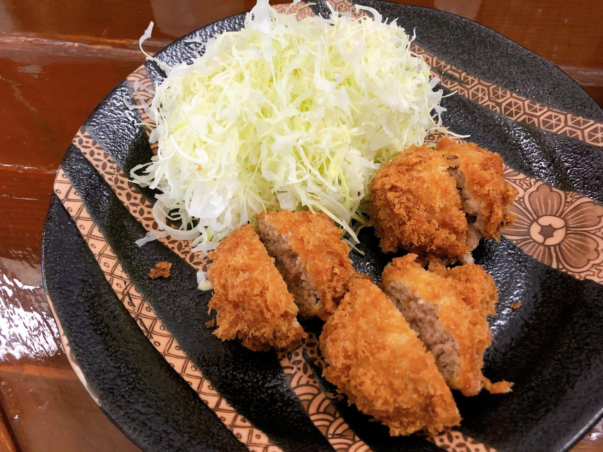 とんかつ椿 成城のまるかつ定食