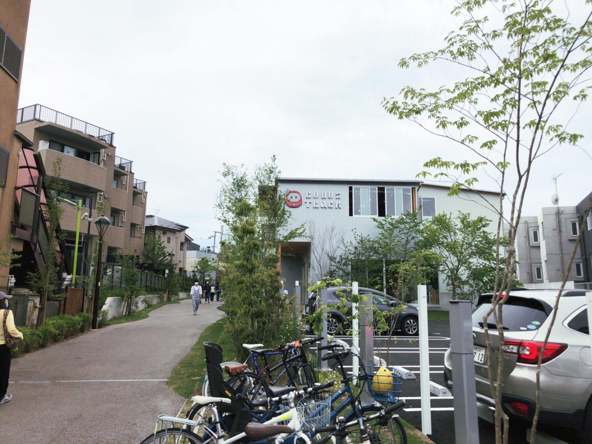 発酵デパートメント下北沢はボーナストラックにある