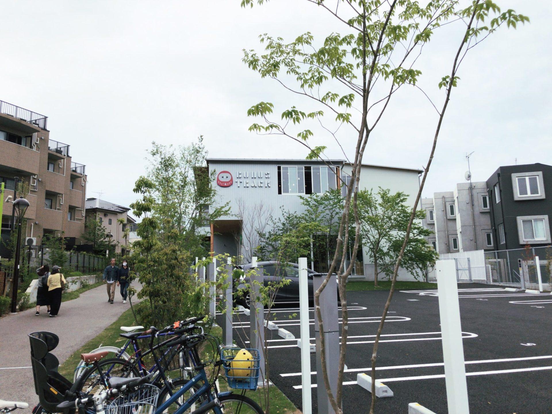 ボーナストラック(BONUS TRACK)下北沢の駐車場