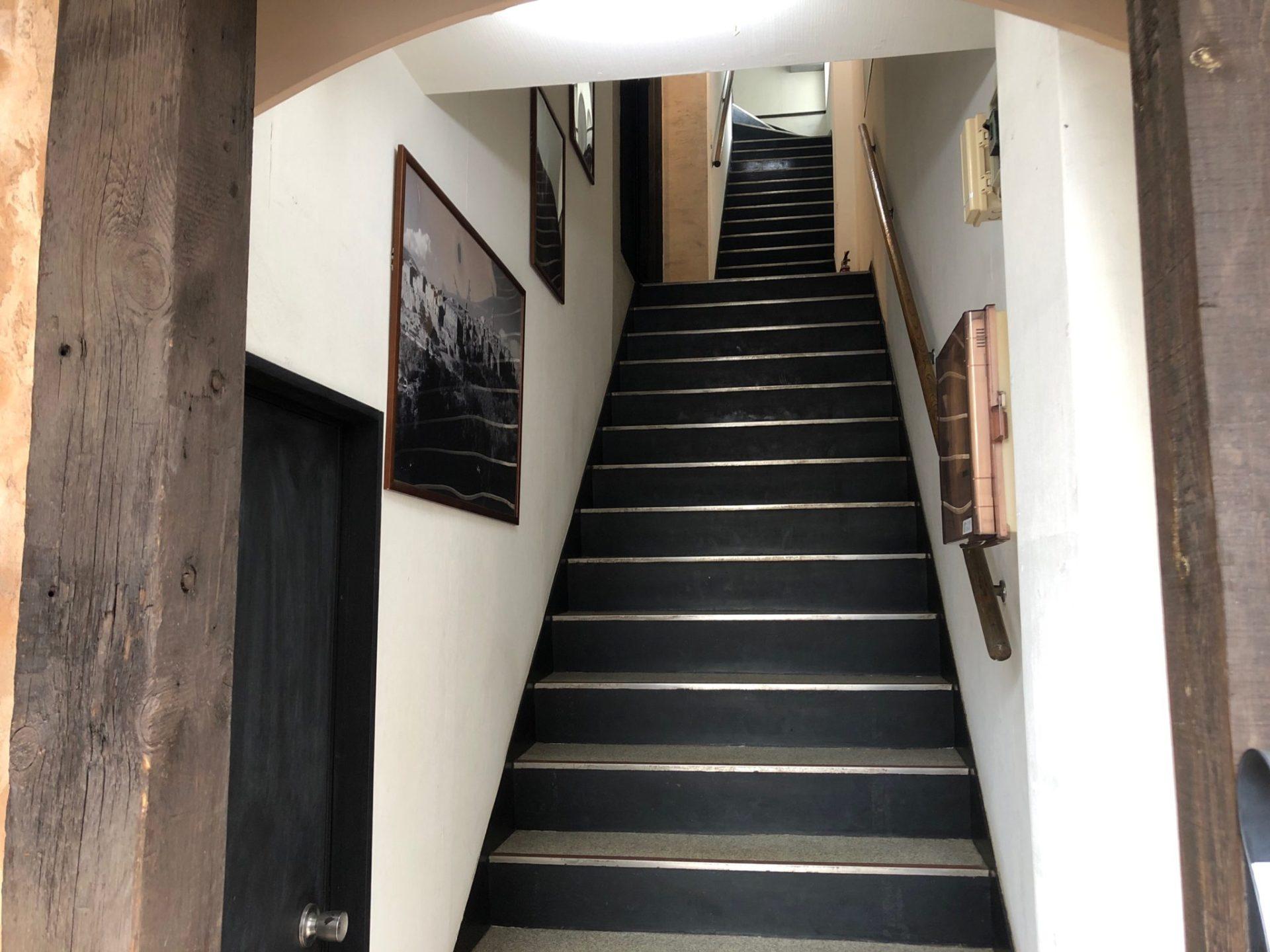 ズッペリア オステリア ピティリアーノ 祖師谷はフィオッキの二階