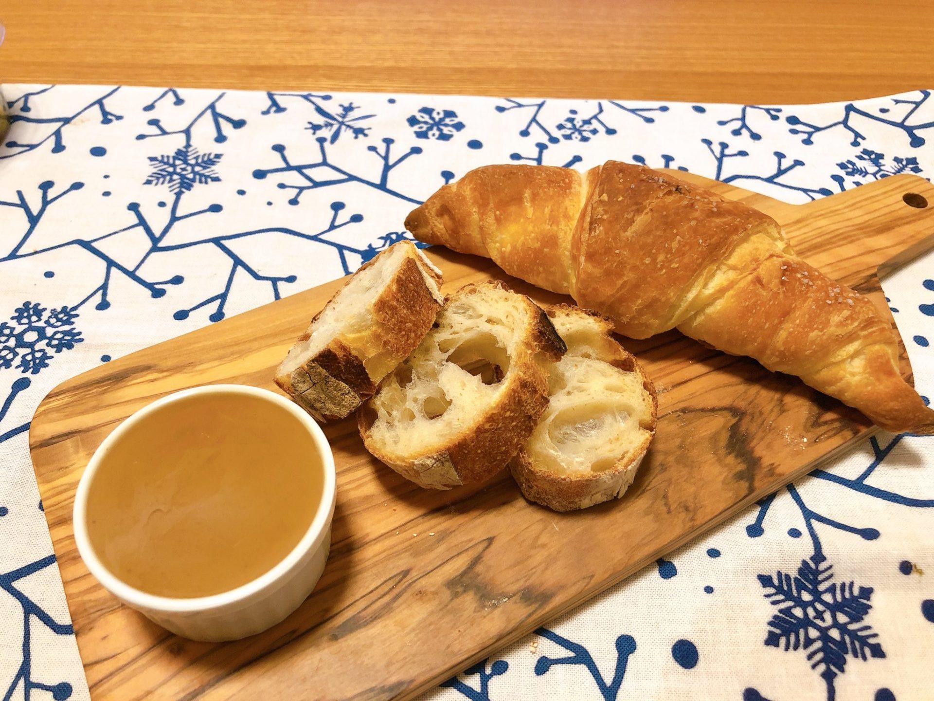ヴァンドゥリュド 尾山台のパン