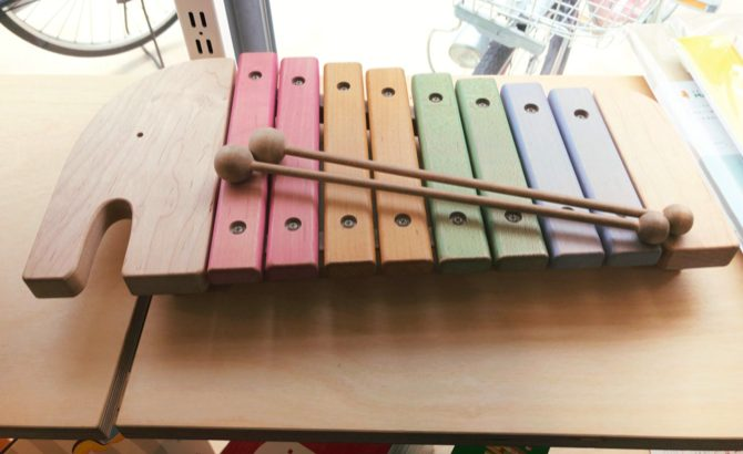 DAITADESICA(ダイタデシカ)フロム青森の木琴