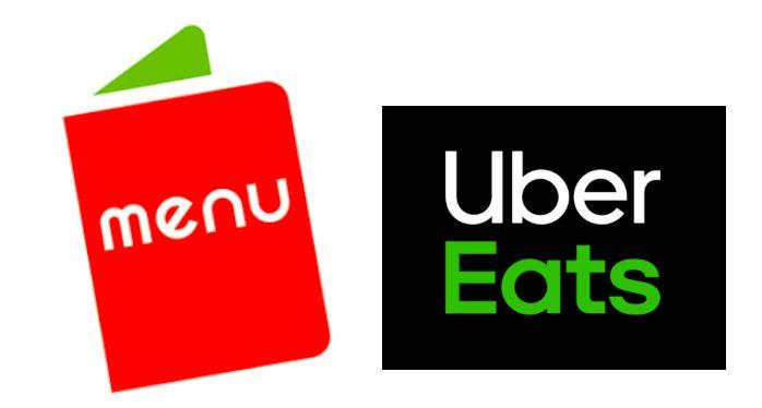 menu配達員とUberEats配達員の違い