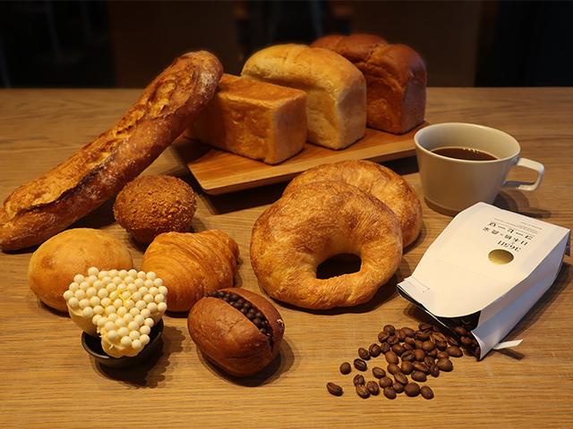 365日とコーヒー(365日とCOFFEE)玉川高島屋S・C店のパン
