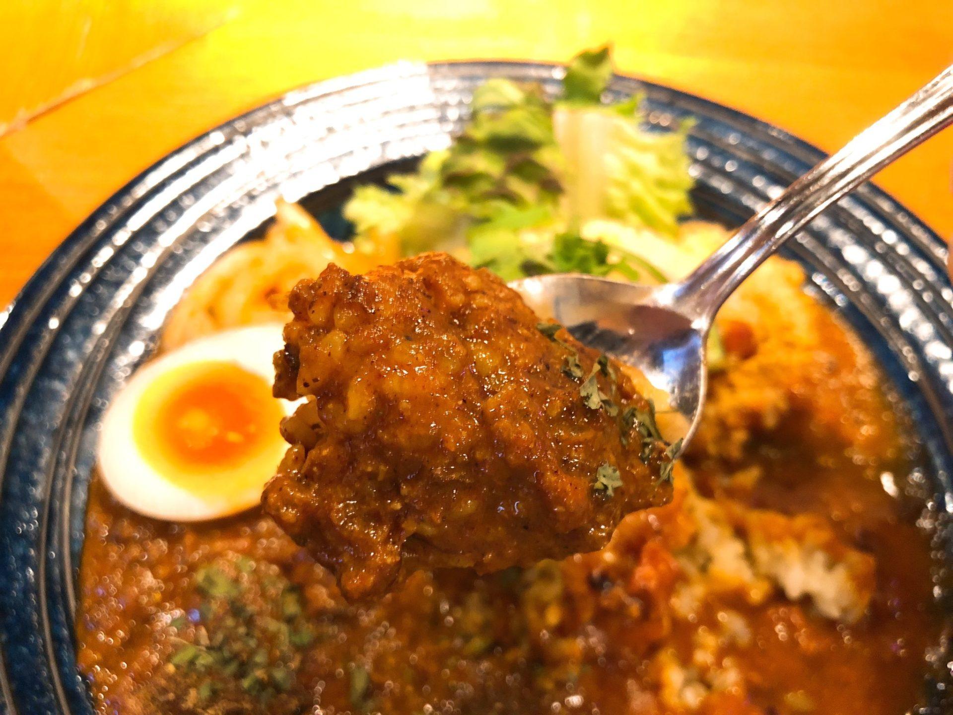 カリガリ マキオカリー 三軒茶屋の超スパイスカレー