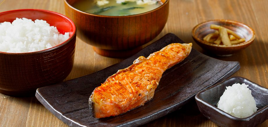 しんぱち食堂 渋谷店 炭火焼 焼き魚定食