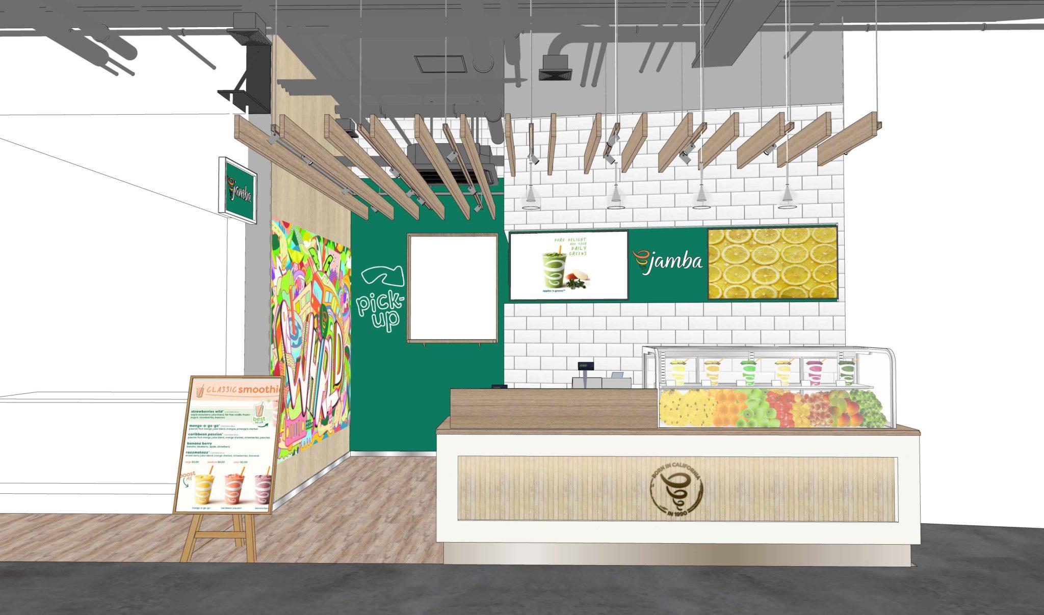 Jamba MIYASHITA PARK(ジャンバ ミヤシタパーク)の店舗イメージ