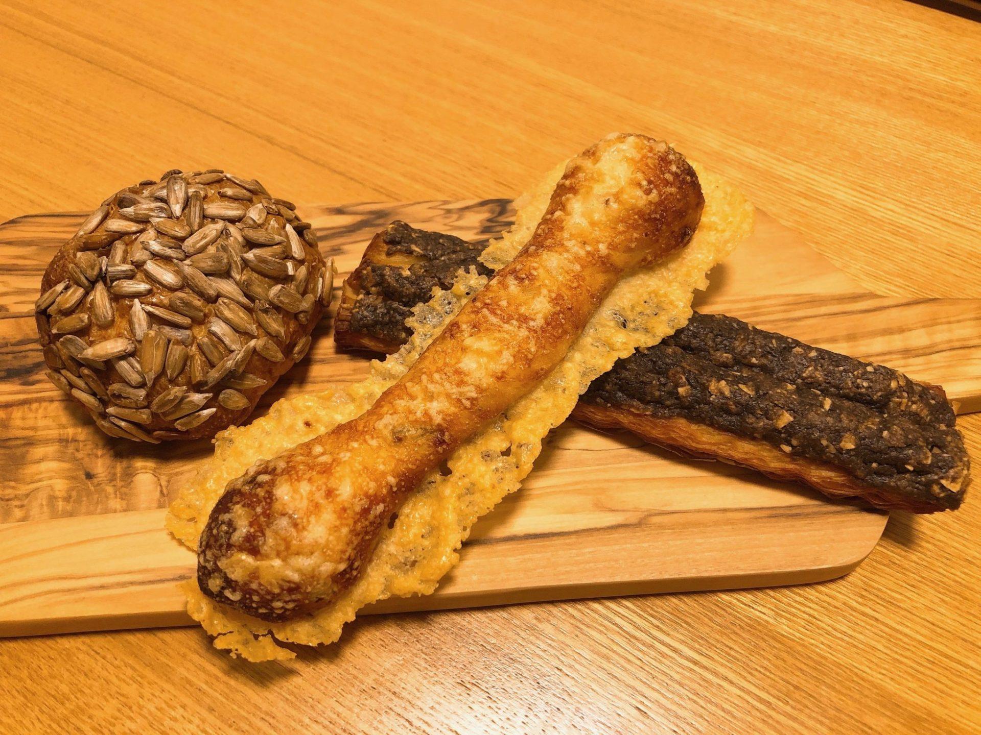 ジュウニブンベーカリー 三軒茶屋本店のパン