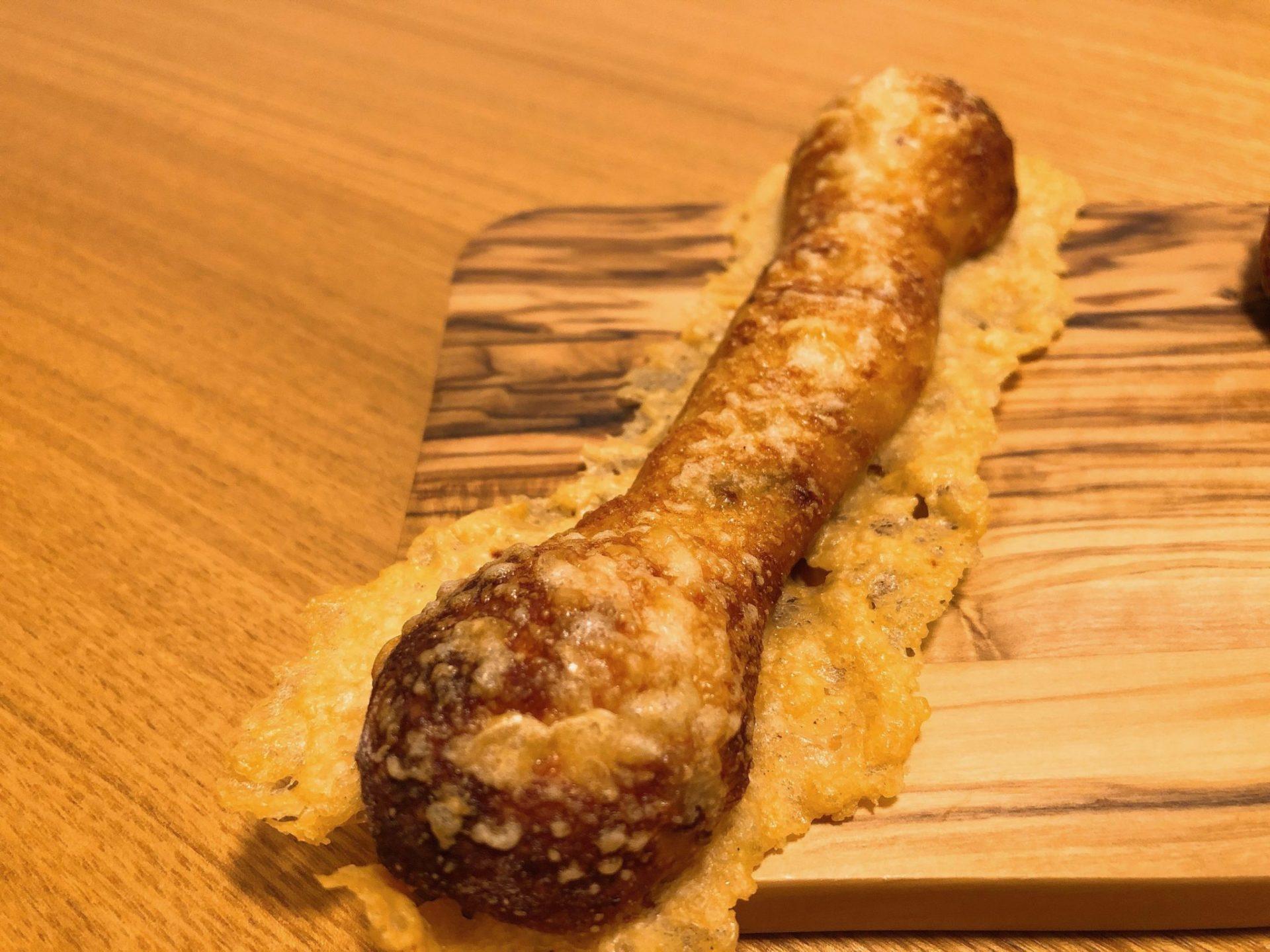 ジュウニブンベーカリー 三軒茶屋本店のパン(ベーコンフロマージュ)