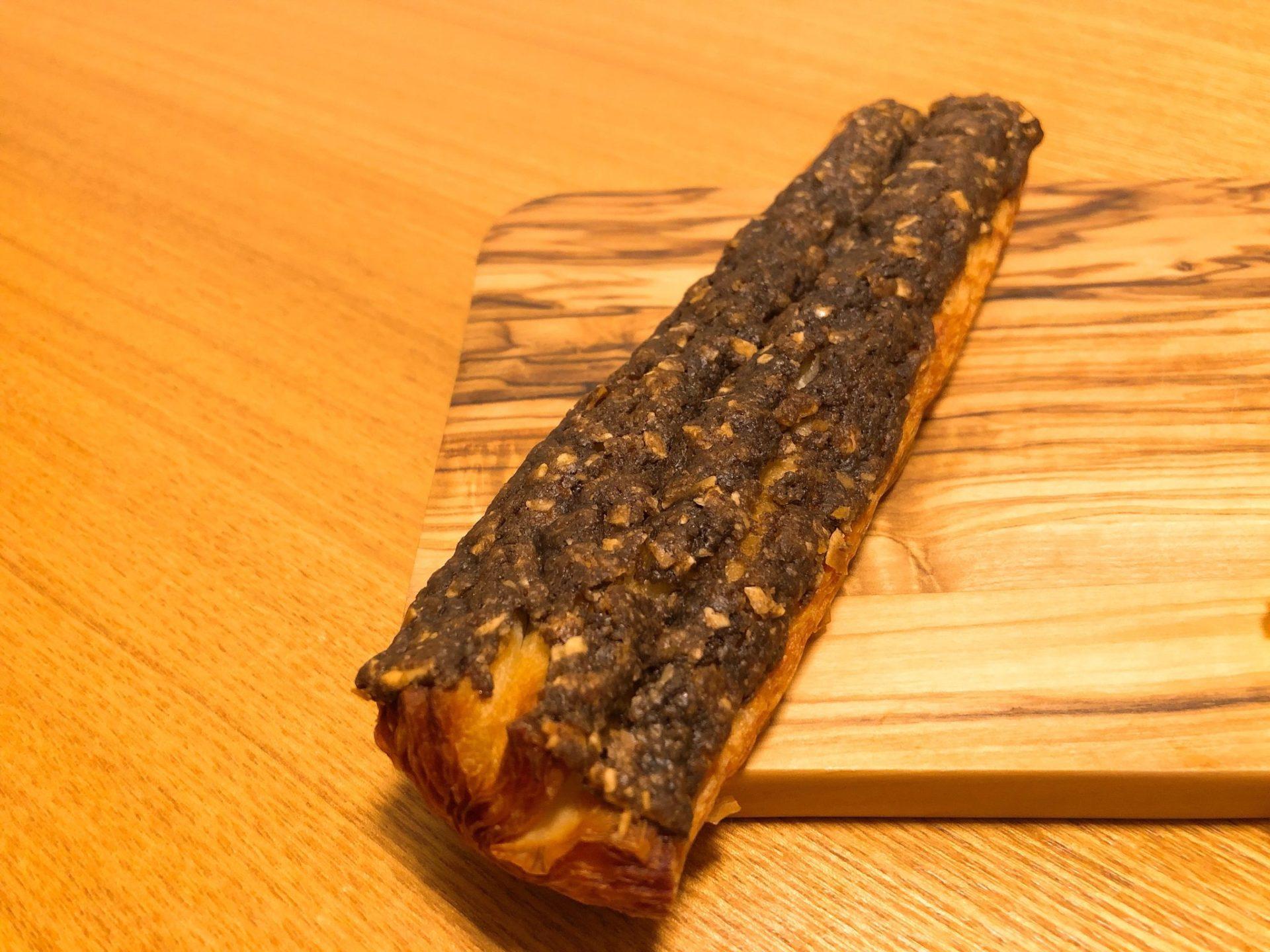ジュウニブンベーカリー 三軒茶屋本店のパン(チョコカルダモン)