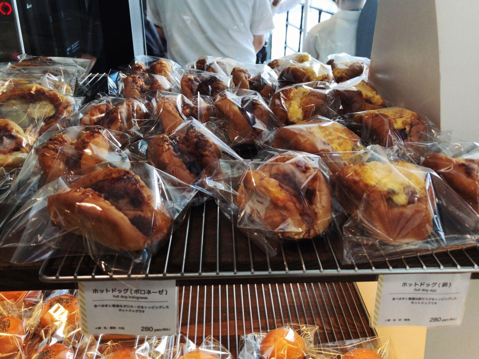 パンとエスプレッソとまちあわせのホットドッグ