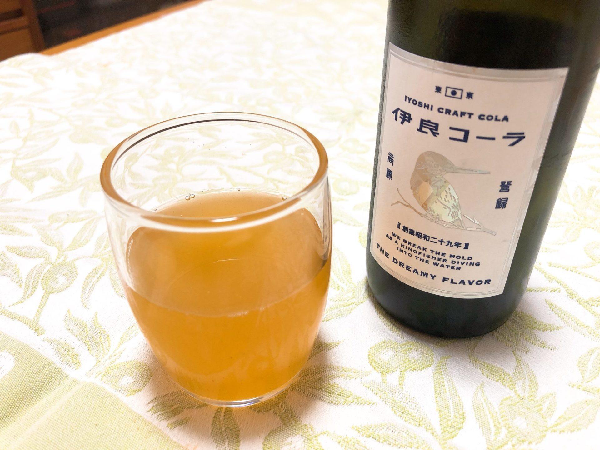 伊良コーラの味・値段