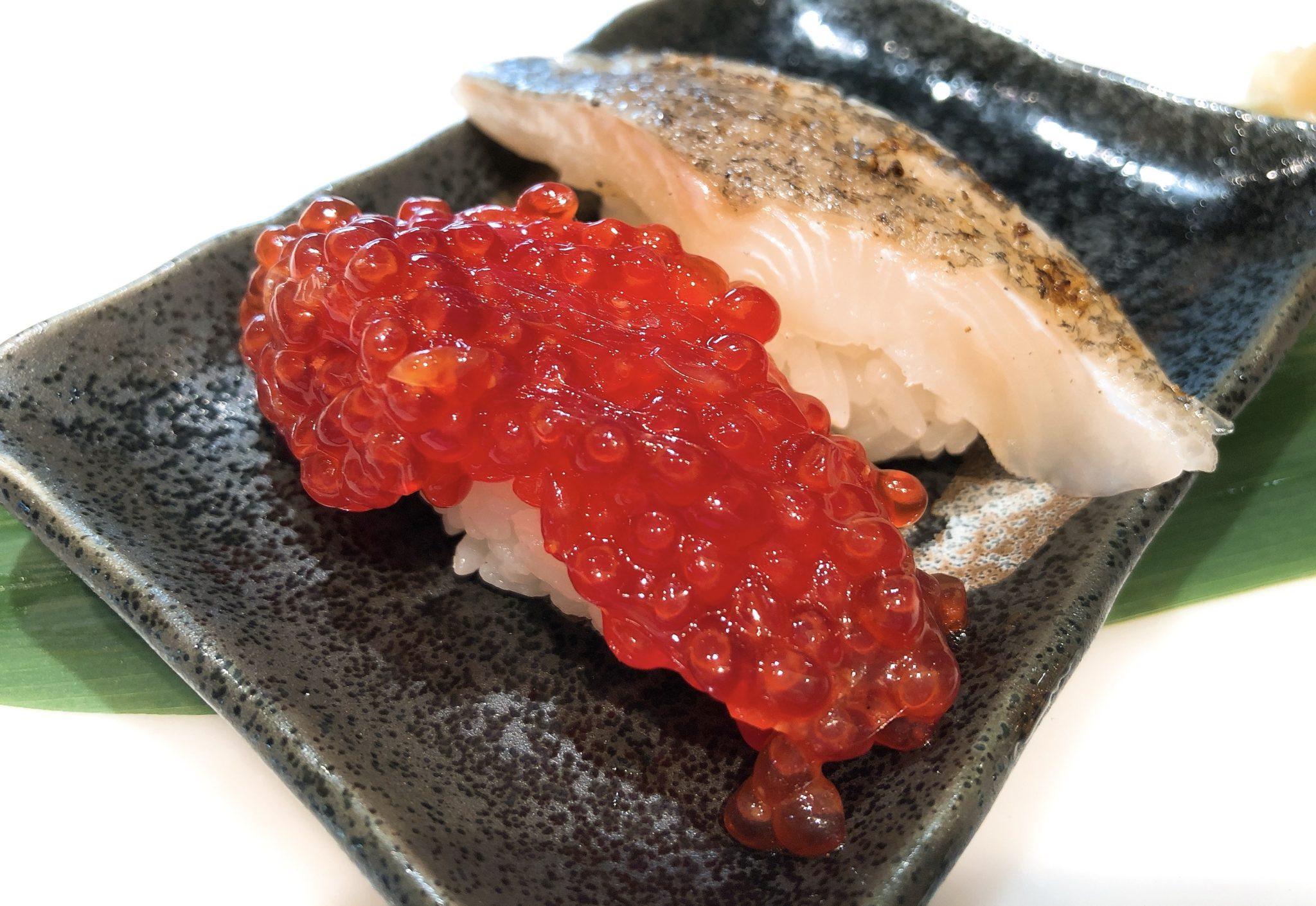 根室花まる 原宿店JINGUMAE COMICHI(じんぐうまえ こみち)の寿司