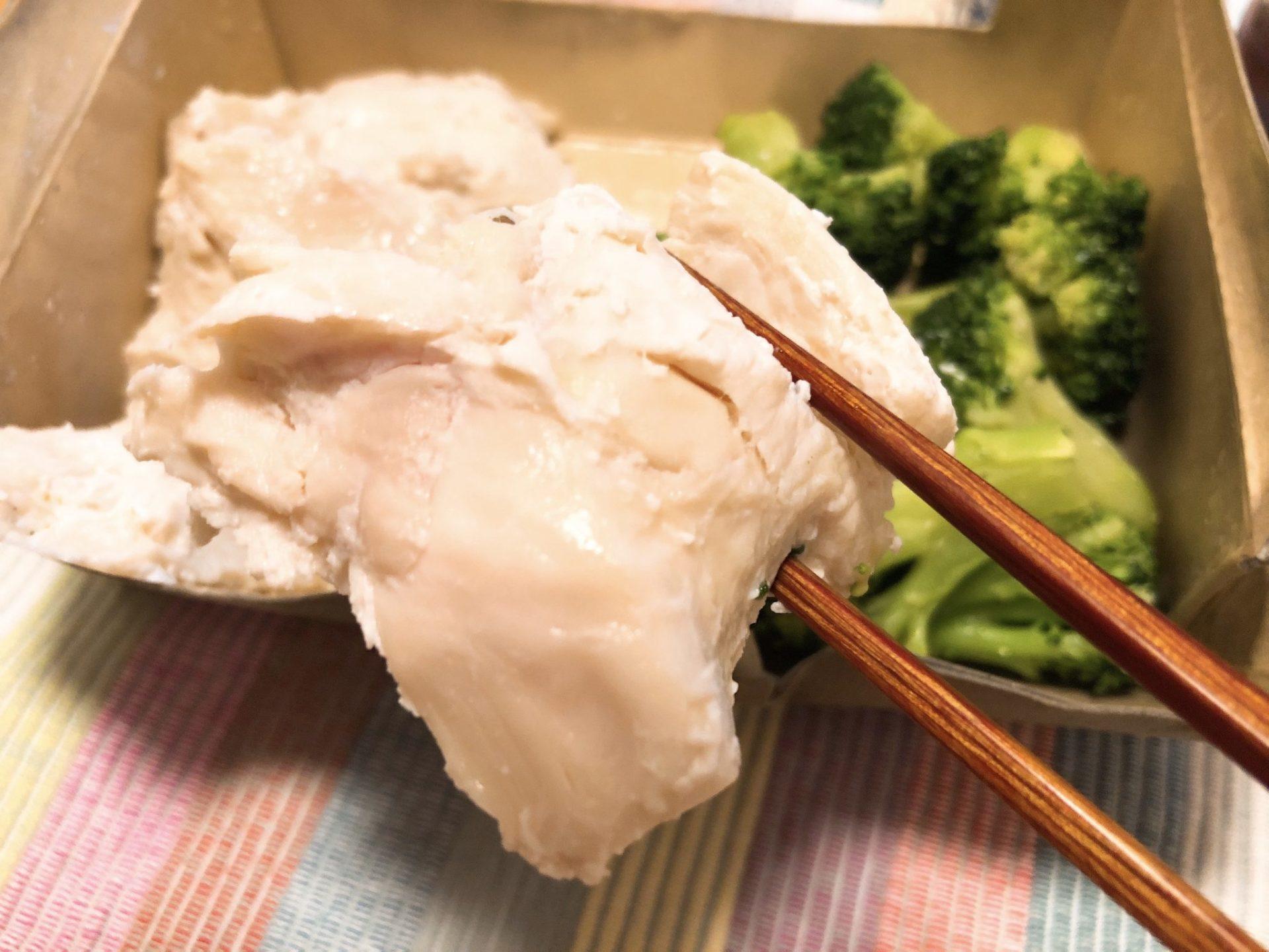 究極のブロッコリーと鶏胸肉のしっとりした鶏胸肉