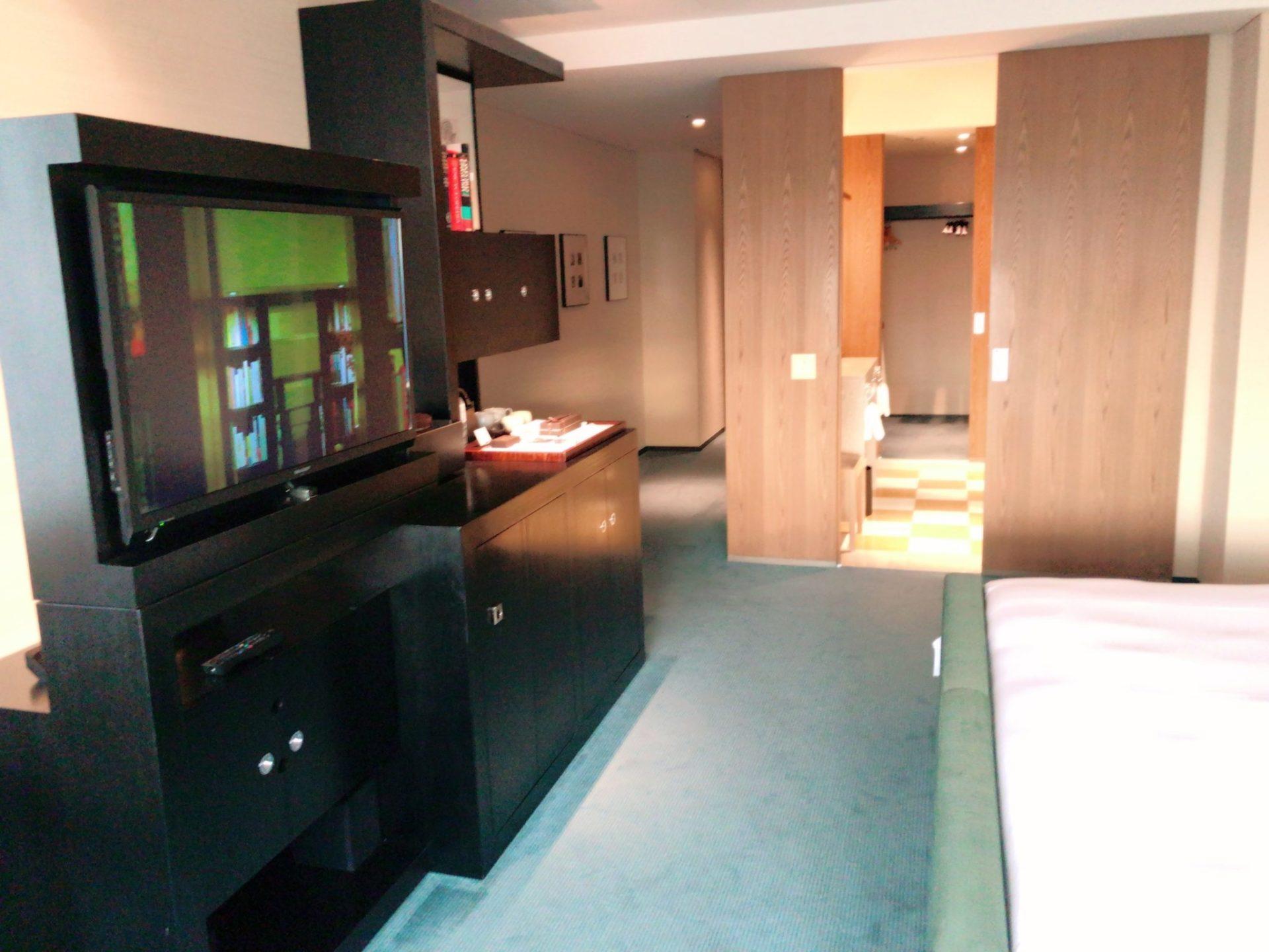 パークハイアット東京の客室5117号室