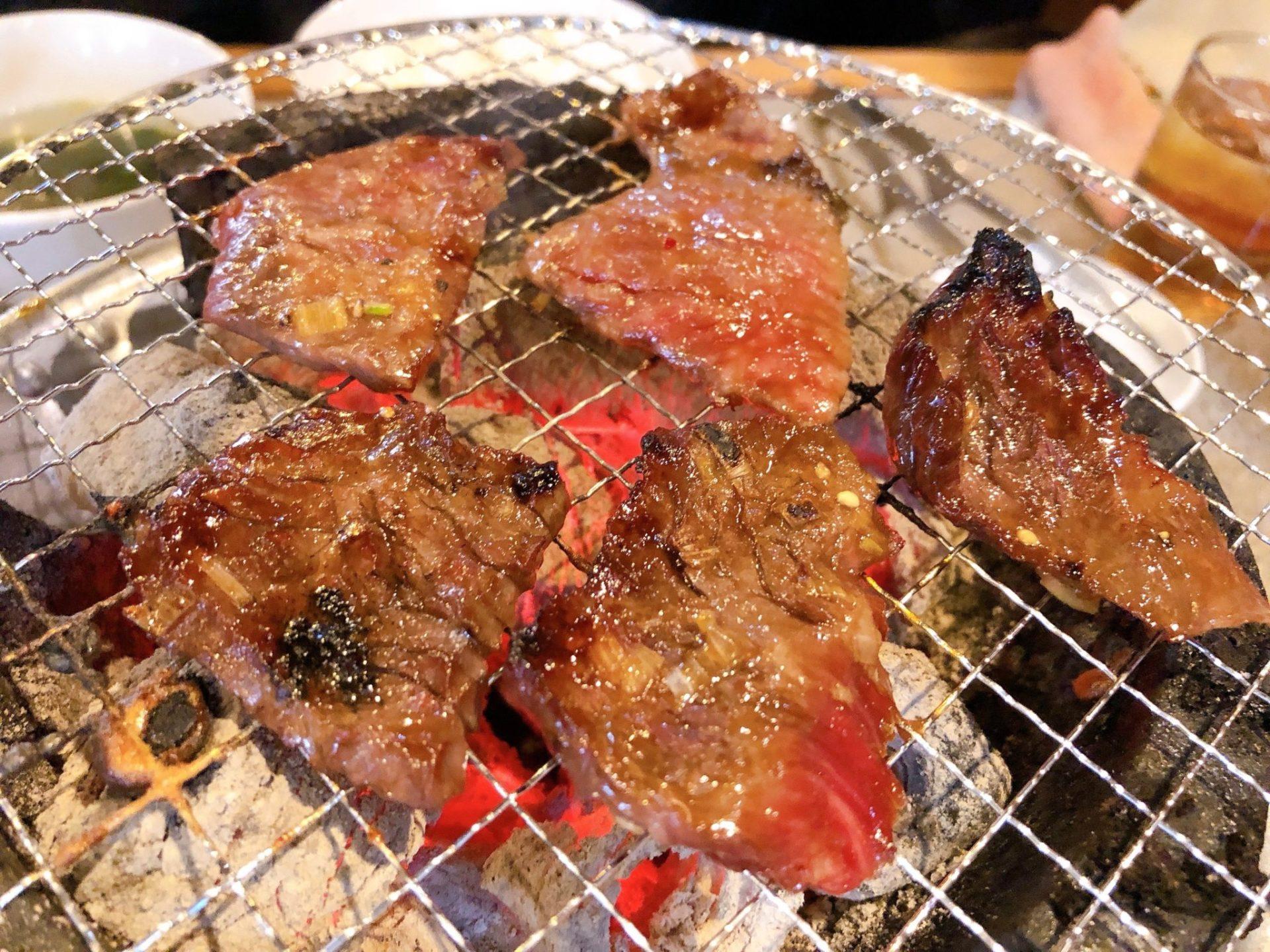 長春館(チョウシュンカン)新宿の炭火焼肉