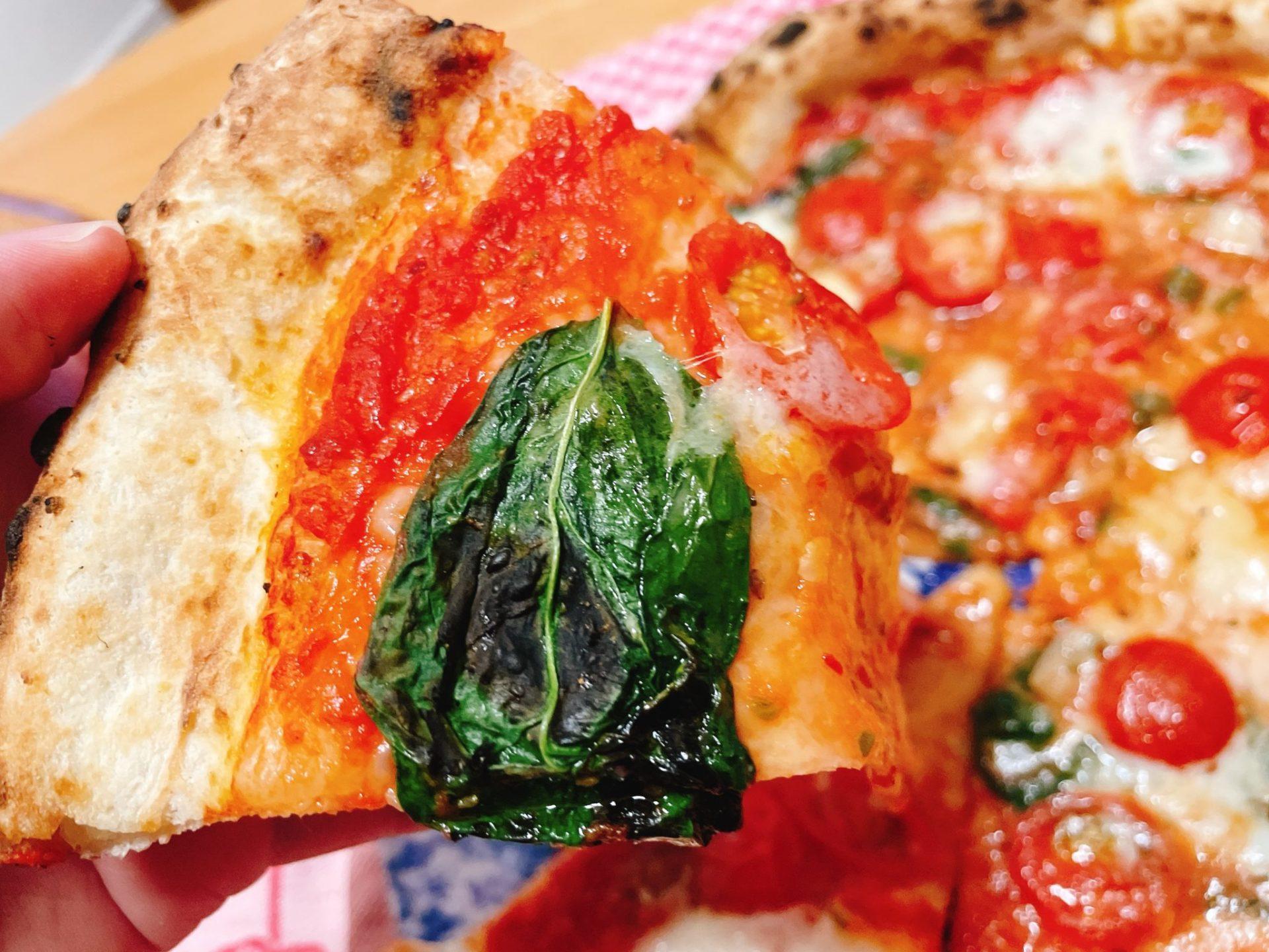 サルヴァトーレ・クオモのピザ