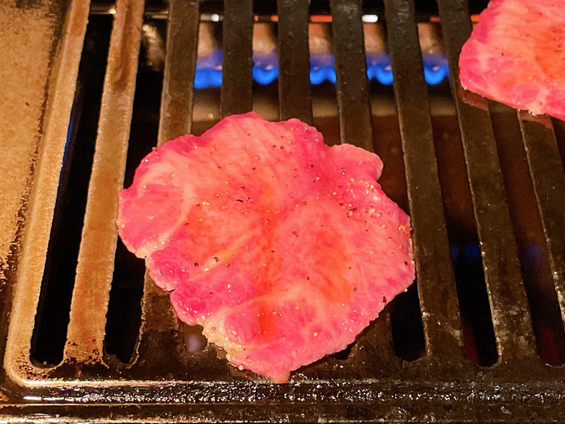 焼肉芝浦 駒沢本店のタン塩