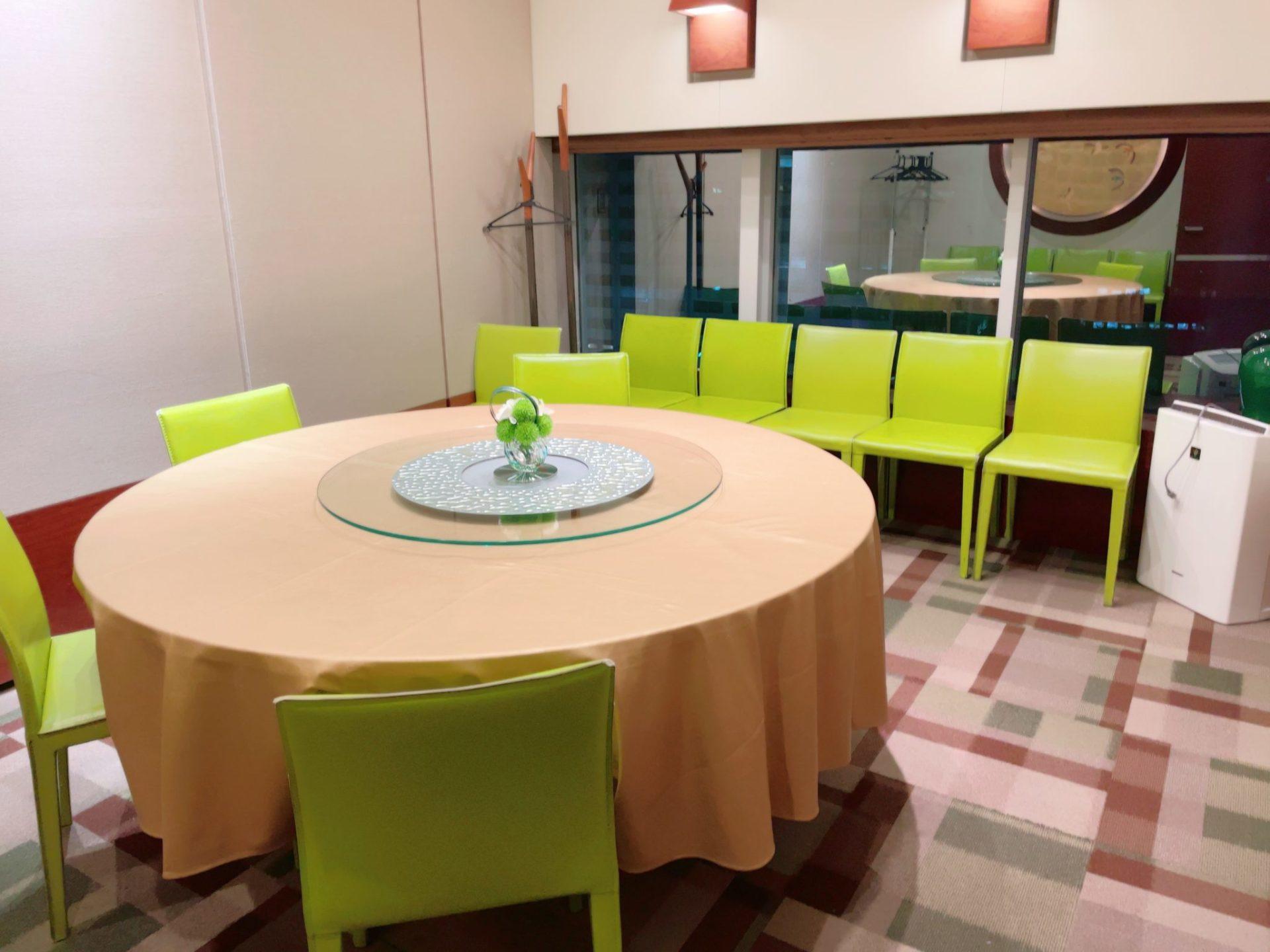 天厨菜館 (テンツウサイカン)新宿の個室