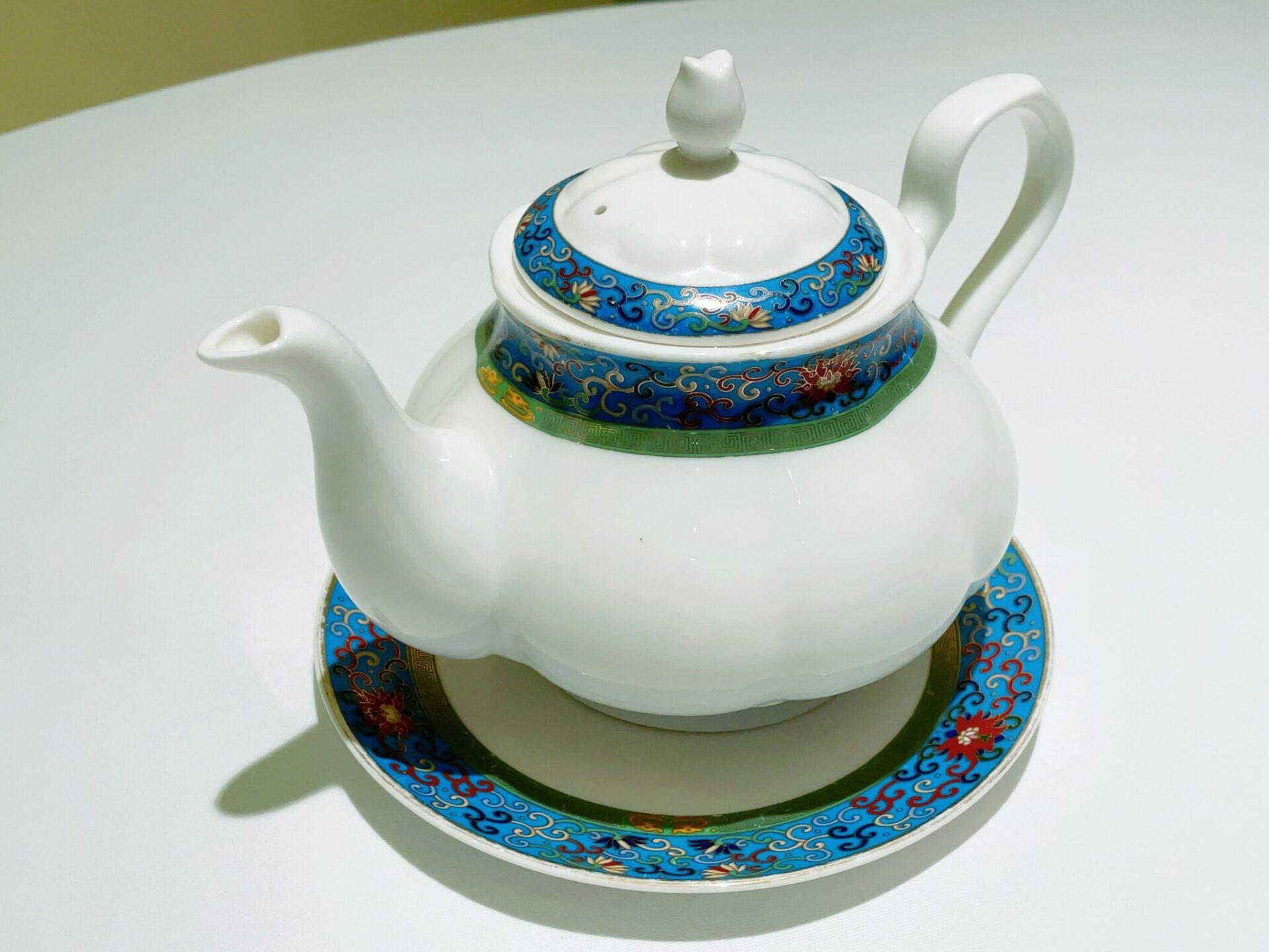 厲家菜(レイカサイ)銀座の中国茶
