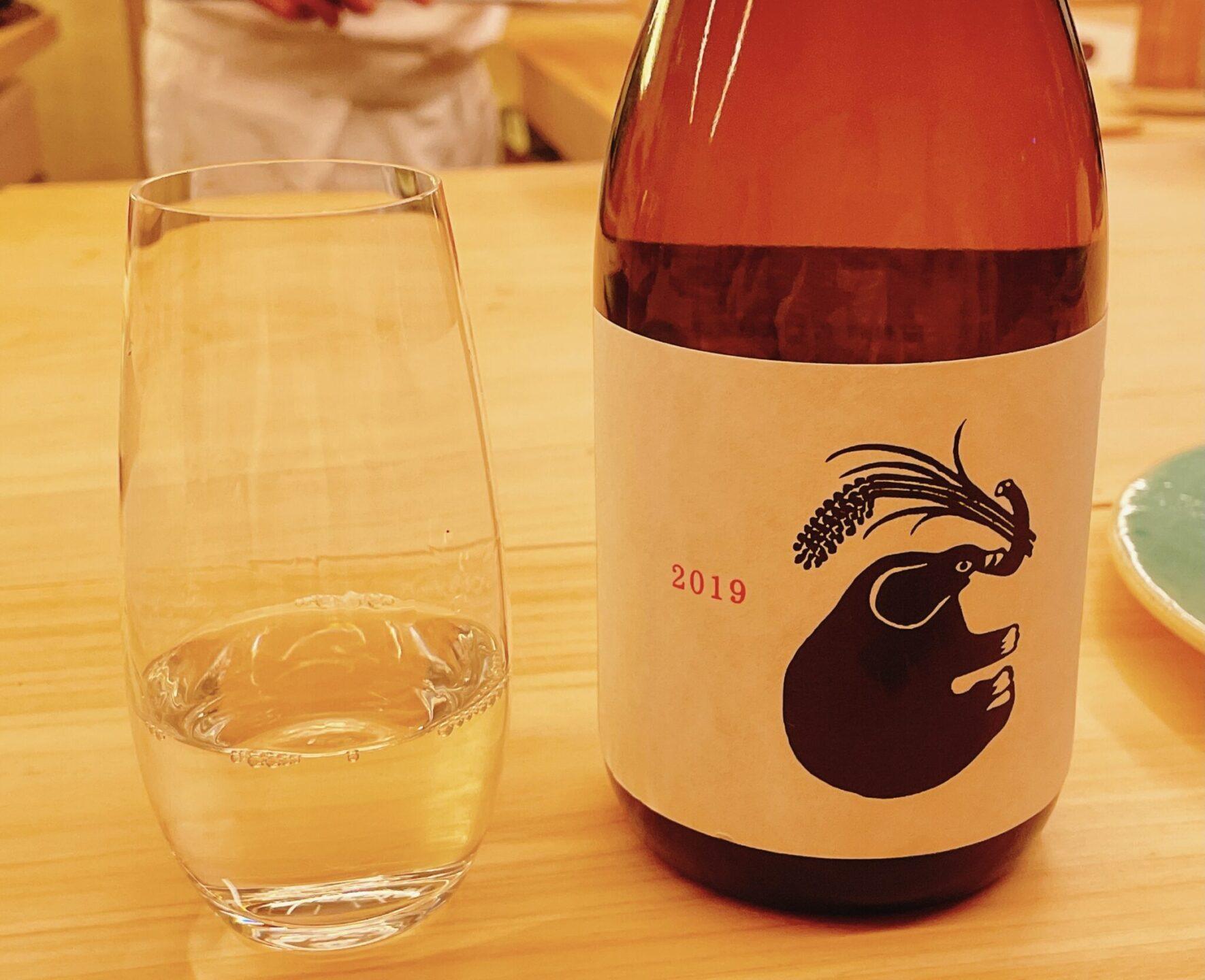 【鮨おにかい+1(たすいち) 中目黒】の日本酒