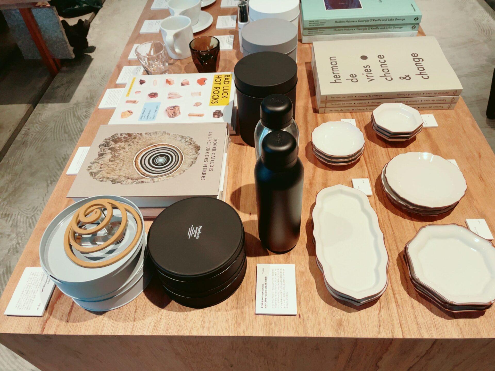 OGAWA COFFEE LABORATORY 下北沢店の物販
