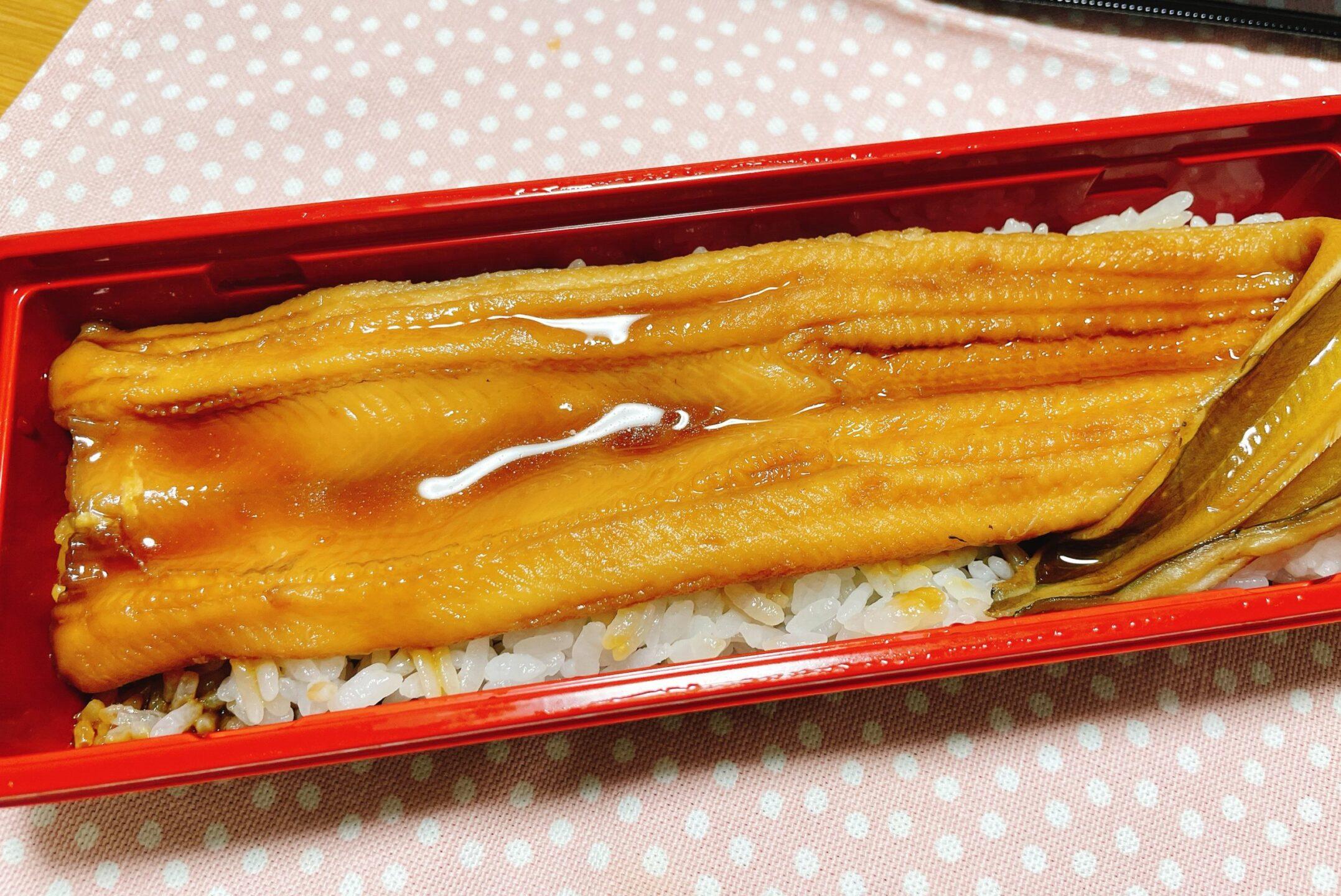 美登利寿司の持ち帰り 元祖アナゴ寿司